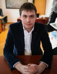 aplikant radcowski Krzysztof Mosionek