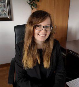 Aplikantka radcowska Edyta Chrobotowicz