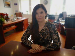 aplikantka radcowska Milena Czuczwara