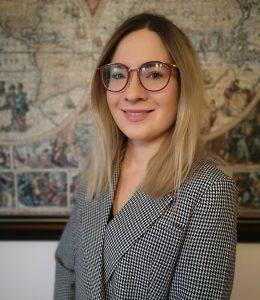 prawnik Magdalena Cyburt