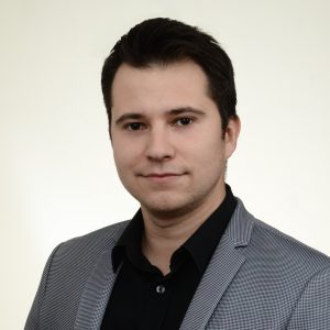 Aplikant radcowski Mateusz Kiraga