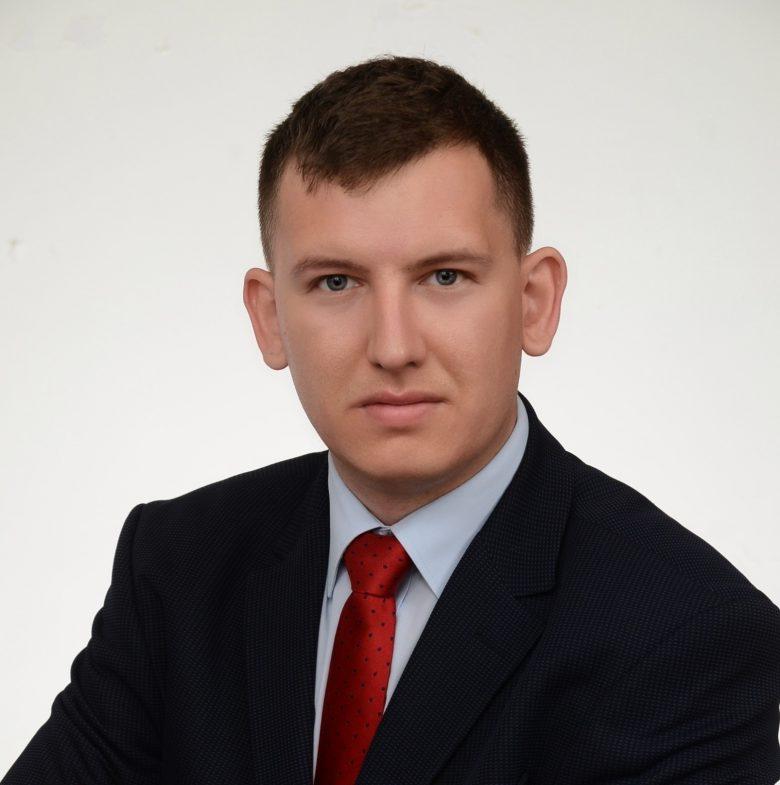 Aplikant radcowski Rafał Górski
